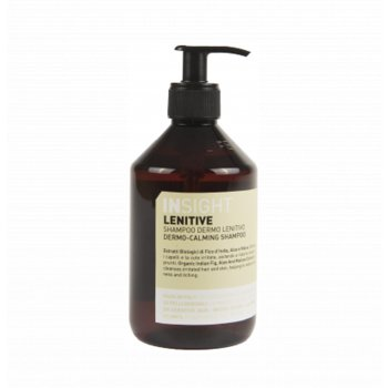 INSIGHT LENITIVE DERMO CALMING SHAMPOO 400 ml / 13.53 Fl.Oz