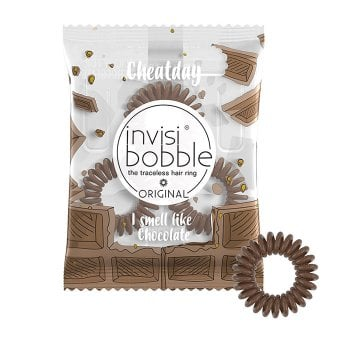 INVISIBOBBLE CRAZY FOR CHOCOLATE - CIOCCOLATO FONDENTE