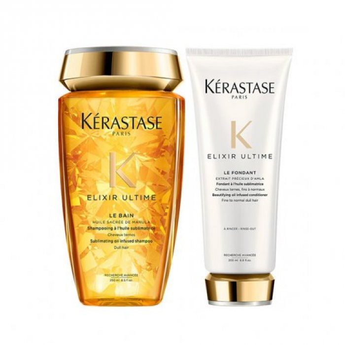 KERASTASE KIT KERASTASE - CAPELLI BRILLANTI