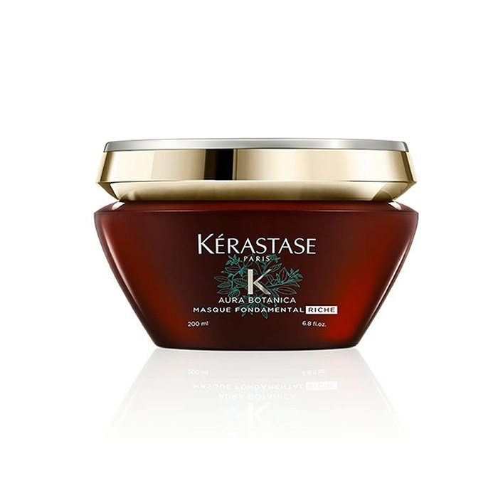 KERASTASE AURA BOTANICA MASQUE FONDAMENTAL RICHE 200 ml / 6.80 Fl.Oz