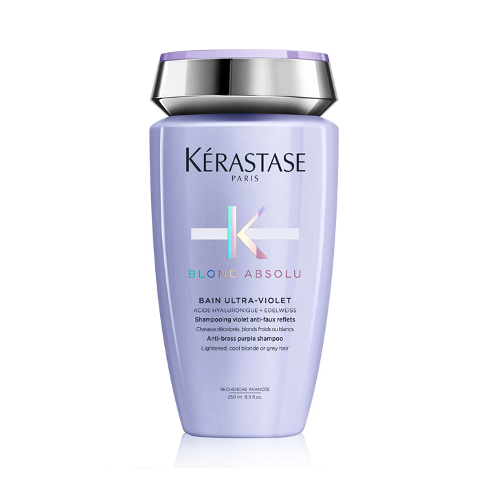 KERASTASE BLOND ABSOLU BAIN ULTRA VIOLET 250 ml / 8.45 Fl.Oz