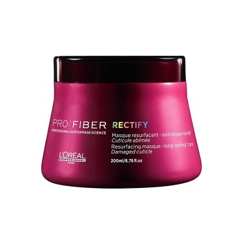 L'OREAL PRO FIBER RECTIFY MASK 200 ml / 6.76 Fl.Oz