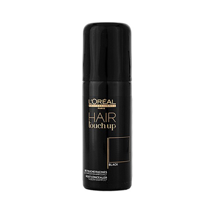 L'OREAL HAIR TOUCH UP BLACK 75 ml / 2.54 Fl.Oz