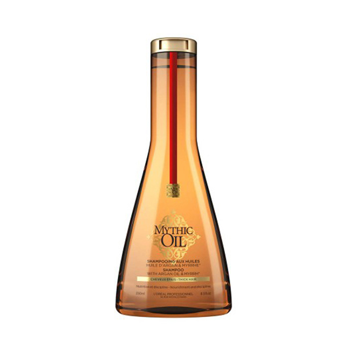 L'OREAL MYTHIC OIL SHAMPOO CAPELLI GROSSI 250 ml / 8.45 Fl.Oz