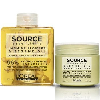 L'OREAL SOURCE ESSENTIELLE NOURISHING NOURISHING BALM KIT