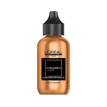 L'OREAL COLORFUL HAIR FLASH GOLD DIGGER 60 ml / 2.03 Fl.Oz