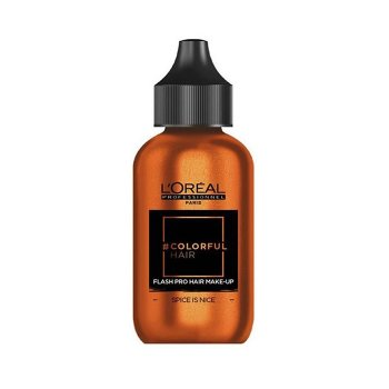 L'OREAL COLORFUL HAIR FLASH SPICE IS NICE 60 ml / 2.03 Fl.Oz