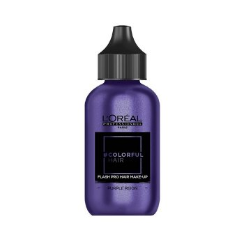 L'OREAL COLORFUL HAIR FLASH PURPLE REIGN 60 ml / 2.03 Fl.Oz
