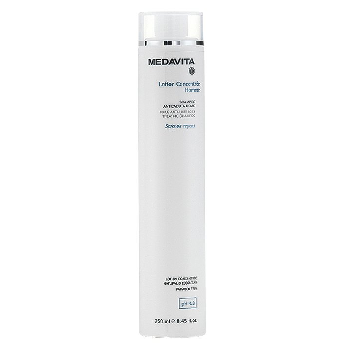 MEDAVITA LOTION CONCENTREE HOMME SHAMPOO ANTICADUTA 250 ml / 8.45 Fl.Oz