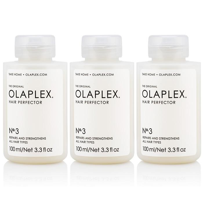 OLAPLEX HAIR PERFECTOR N° 3 100 ml / 3.30 Fl.Oz - MULTIPACK 3 PZ