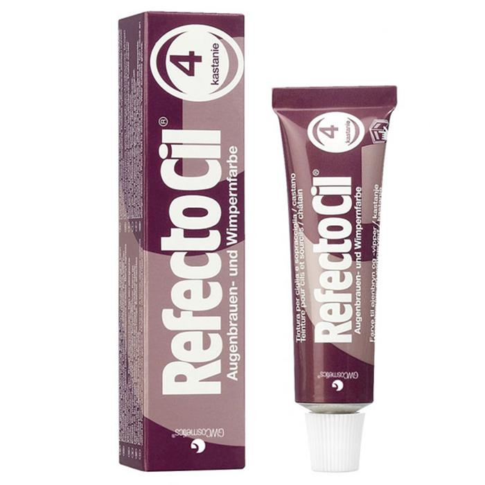 REFECTOCIL CHESTNUT 4 15 ml