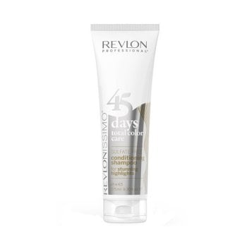 REVLONISSIMO 45 DAYS CONDITIONING SHAMPOO HIGHLIGHTS 275 ml / 9.30 Fl.Oz