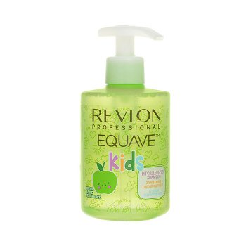 REVLON PROFESSIONAL EQUAVE KIDS HYPOALLERGENIC SHAMPOO 300 ml / 10.10 Fl.Oz