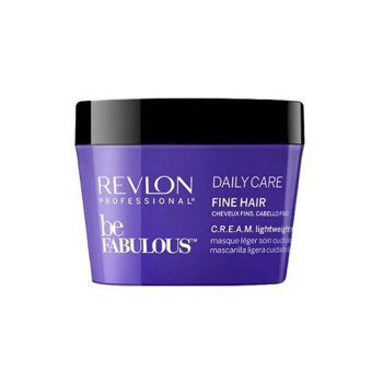 REVLON PROFESSIONAL BE FABULOUS FINE HAIR CREAM MASK 200 ml / 6.76 Fl.Oz