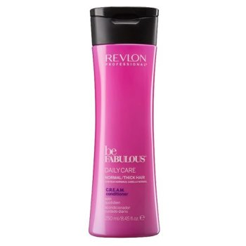 REVLON PROFESSIONAL BE FABULOUS NORMAL/THICK HAIR CREAM CONDITIONER 250 ml / 8.45 Fl.Oz