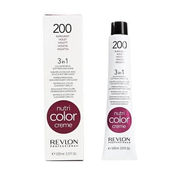 REVLON PROFESSIONAL NUTRI COLOR CREME 200 - VIOLET 100 ml / 3.30 Fl.Oz