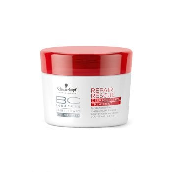 SCHWARZKOPF BONACURE REPAIR RESCUE DEEP NOURISHING TREATMENT 200 ml / 6.76 Fl.Oz