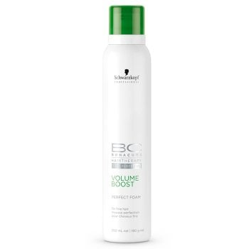 SCHWARZKOPF BONACURE VOLUME BOOST PERFECT FOAM 200 ml / 6.76 Fl.Oz