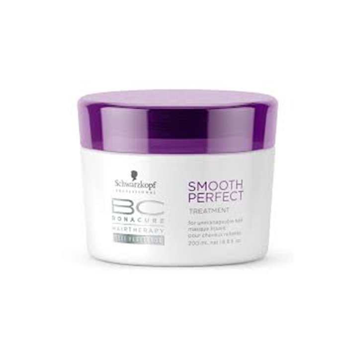 SCHWARZKOPF BONACURE SMOOTH PERFECT TREATMENT 200 ml / 6.76 Fl.Oz