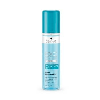 SCHWARZKOPF BONACURE MOISTURE KICK SPRAY CONDITIONER 200 ml / 6.76 Fl.Oz