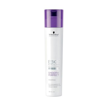 SCHWARZKOPF BONACURE SMOOTH PERFECT SHAMPOO 250 ml / 8.45 Fl.Oz