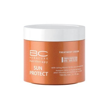 SCHWARZKOPF BC SUN PROTECT TREATMENT CREAM 150 ml / 5.07 Fl.Oz