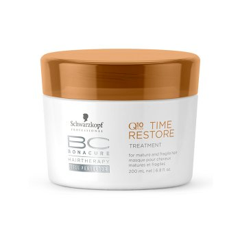 SCHWARZKOPF BONACURE TIME RESTORE TREATMENT 200 ml / 6.76 Fl.Oz
