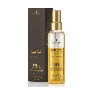 SCHWARZKOPF BONACURE OIL MIRACLE LIQUID OIL CONDITIONER 150 ml / 5.07 Fl.Oz