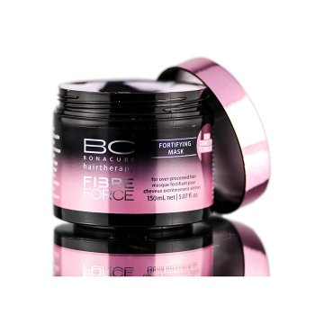 SCHWARZKOPF BC BONACURE FIBRE FORCE FORTIFYING MASK 150 ml / 5.07 Fl.Oz