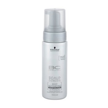 SCHWARZKOPF BC BONACURE SCALP GENESIS ROOT ACTIVATING DENSIFYING FOAM 150 ml / 5.07 Fl.Oz