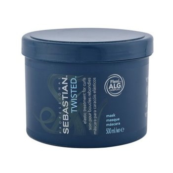 SEBASTIAN TWISTED ELASTIC TREATMENT MASK 500 ml / 16.90 Fl.Oz