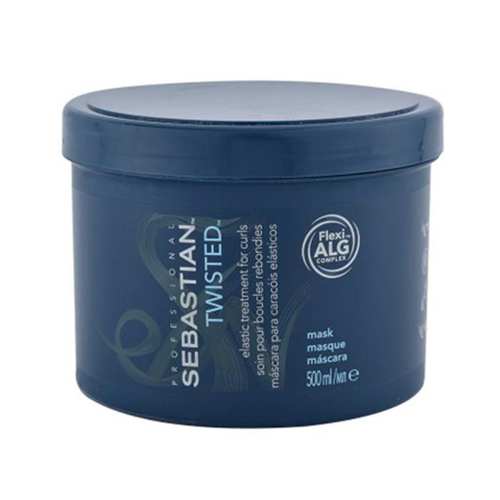 SEBASTIAN TWISTED ELASTIC TREATMENT MASK 500 ml / 16.90 Fl.Oz