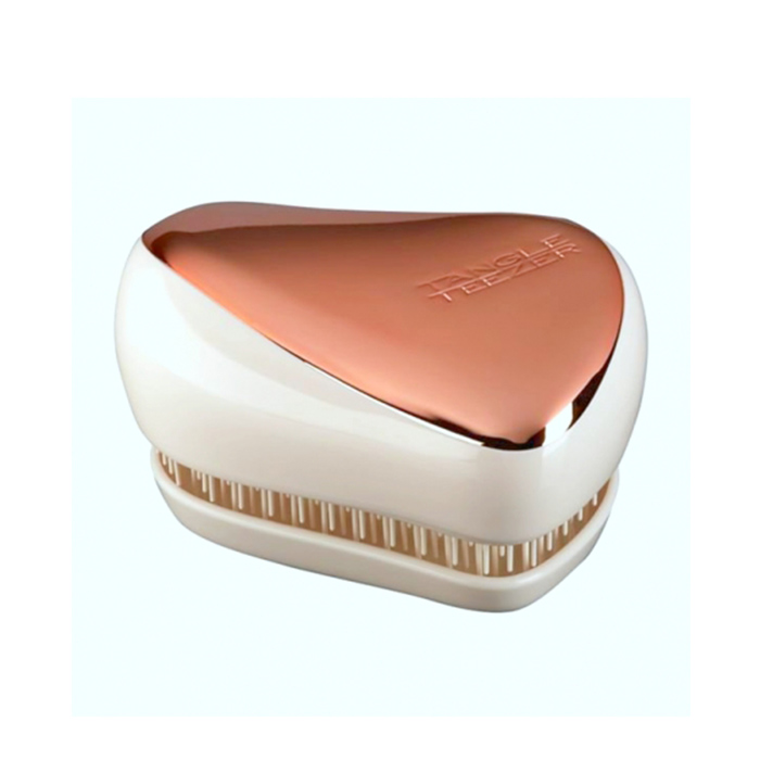 TANGLE TEEZER - COMPACT STYLER ROSE GOLD LUXE