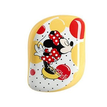 TANGLE TEEZER - COMPACT STYLER DISNEY MINNIE MOUSE - GIALLA