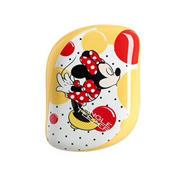 TANGLE TEEZER - COMPACT STYLER DISNEY MINNIE MOUSE - YELLOW