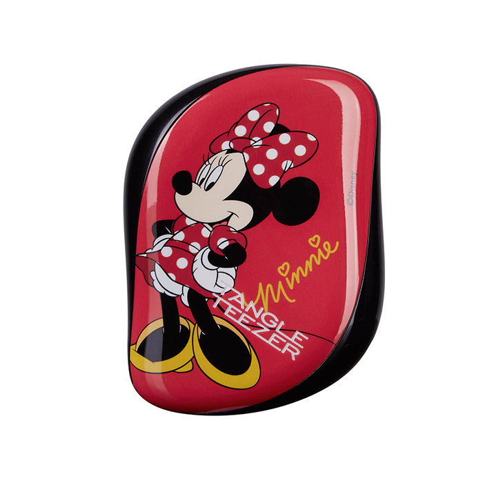 TANGLE TEEZER - COMPACT STYLER DISNEY MINNIE MOUSE - ROSSA