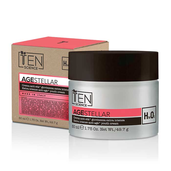 TEN AGE STELLAR EXTRA INTENSE ANTI AGE YOUTH CREAM 50 ml / 1.75 Fl.Oz