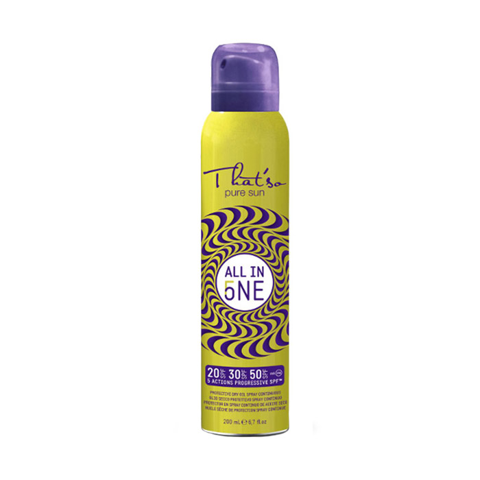 THAT'SO PURE SUN ALL IN ONE SPF 20/30/50 175 ml / 6.70 Fl.Oz