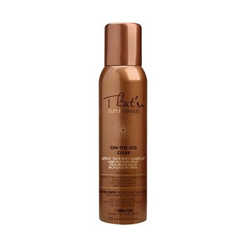 THAT'SO SUN MAKEUP ON THE GO CLEAR 125 ml / 4.23 Fl.Oz
