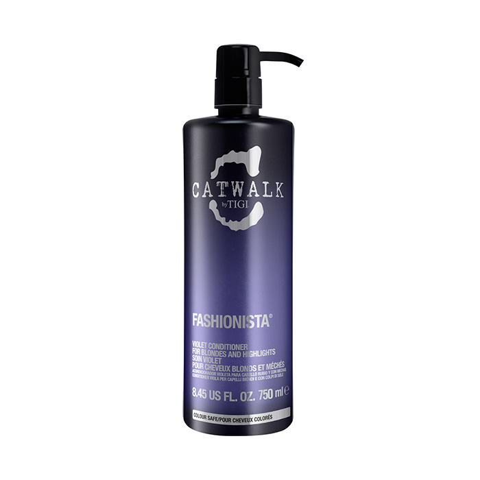 TIGI FASHIONISTA CONDITIONER 750 ml / 25.36 Fl.Oz