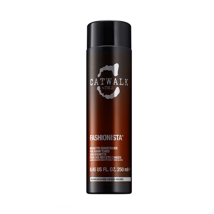 TIGI FASHIONISTA BRUNETTE CONDITIONER 250 ml / 8.45 Fl.Oz