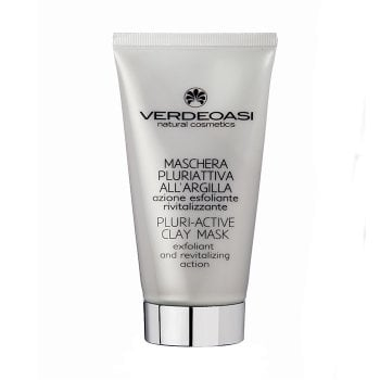 VERDEOASI PLURI-ACTIVE CLAY MASK 100ML