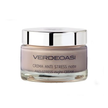 VERDEOASI ANTI-STRESS NIGHT CREAM 50ML