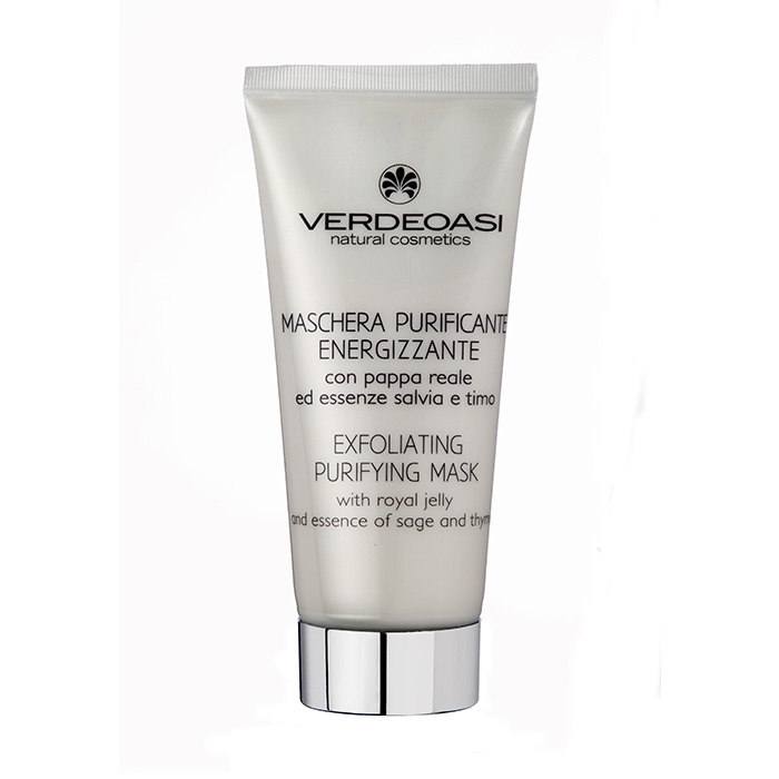 VERDEOASI ENERGIZING PURIFYING MASK 100ML