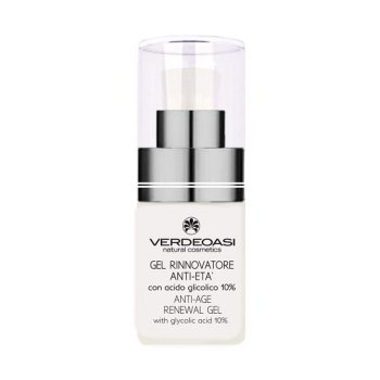 VERDEOASI ANTI-AGE RENEWAL GEL 15ML