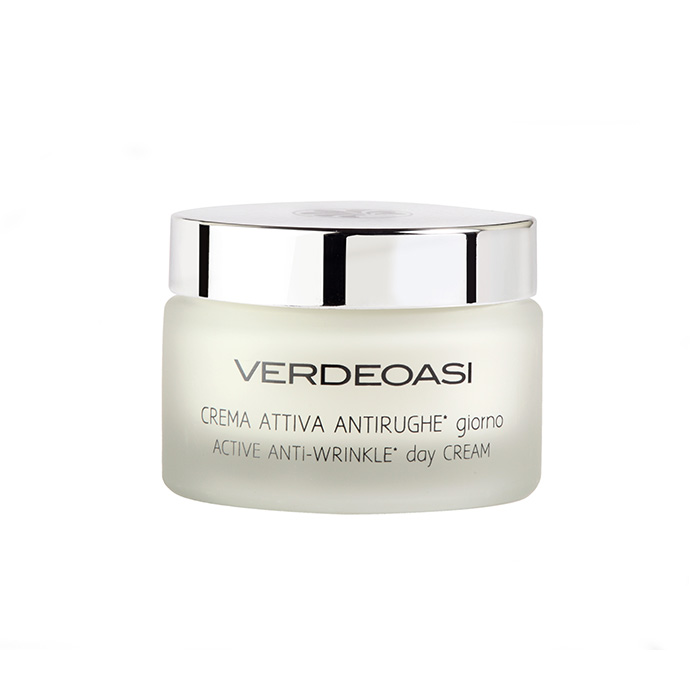 VERDEOASI ANTI-WRINKLE DAY CREAM 50ML