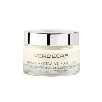 VERDEOASI CORRECTIVE ANTI-WRINKLE NIGHT CREAM 50ML