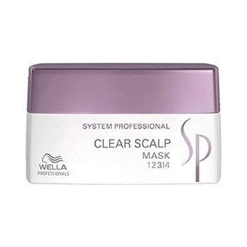 WELLA SP CLEAR SCALP MASK 200 ml / 6.76 Fl.Oz
