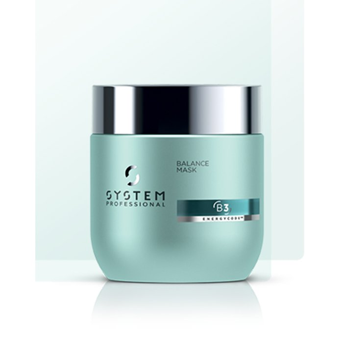 WELLA SYSTEM PROFESSIONAL BALANCE MASK 200 ml / 6.76 Fl.Oz