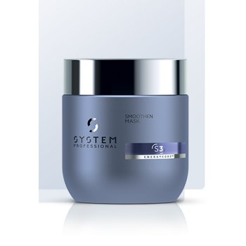 WELLA SYSTEM PROFESSIONAL SMOOTHEN MASK 200 ml / 6.76 Fl.Oz
